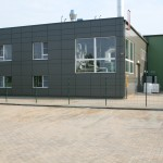 Industriālā Ražošanas Ēku Būve